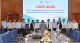 """Nhiều chuyên gia tham dự Hội nghị quốc tế về """"nghiên cứu về các tính toán thông minh trong kỹ thuật"""" năm 2020"""