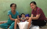 Phường Lái Thiêu, TP.Thuận An: Trao hỗ trợ 2 đối tượng có hoàn cảnh khó khăn