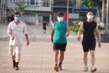 Người dân chăm tập thể thao sau dịch bệnh Covid-19
