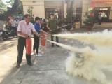 Phổ biến kiến thức về phòng cháy chữa cháy đến người dân phường Hiệp Thành, TP.Thủ Dầu Một