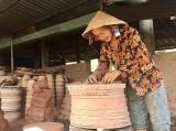 土龙木的古老陶窑