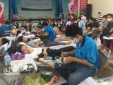 Phong trào hiến máu tình nguyện ngày càng phát triển