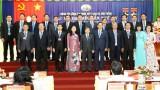 Bế mạc Đại hội Đại biểu Đảng bộ Công ty TNHH MTV Cao su Dầu Tiếng: Đồng chí Huỳnh Thị Cẩm Hồng được bầu giữ chức Bí thư Đảng ủy