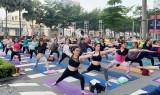 Tôn vinh lợi ích của Yoga đối với sức khỏe của con người