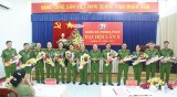 Đảng bộ Phòng Cảnh sát hình sự Công an tỉnh: Tổ chức thành công Đại hội lần thứ X nhiệm kỳ 2020-2025