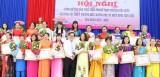 Hội LHPN TP.Thuận An: Tuyên dương tấm gương tiêu biểu trong phong trào thi đua yêu nước