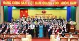 Bế mạc Đại hội đại biểu Đảng bộ TP.Thủ Dầu Một lần thứ XII, nhiệm kỳ 2020-2025