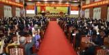 Bế mạc Đại hội Đại biểu Đảng bộ Tp.Thủ Dầu Một, nhiệm kỳ 2020-2025: Khẳng định sự đoàn kết, thống nhất