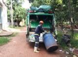 Huyện Bàu Bàng: Kiện toàn hệ thống thu gom, vận chuyển chất thải rắn sinh hoạt