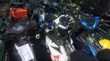 Phá án nhờ thiết bị định vị gắn trong xe máy