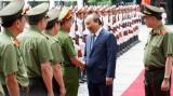 阮春福总理:全力确保党的各级代表大会绝对安全