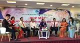Hội Liên hiệp Phụ nữ  tỉnh Bình Dương: Họp mặt, nói chuyện chuyên đề nhân Ngày Gia đình Việt Nam 28-6