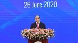 越南政府总理阮春福主持第36届东盟峰会开幕式