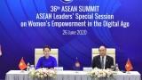 东盟领导人关于数字时代的妇女赋权特别会议召开