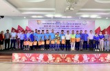 Trung tâm Hỗ trợ thanh niên công nhân và lao động trẻ tỉnh Bình Dương: Tổ chức Ngày hội gia đình thanh niên công nhân