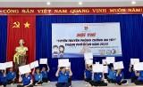 Thành đoàn Dĩ An: Tổ chức hội thi tuyên truyền phòng chống tệ nạn ma túy