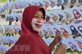 Khẩu trang cách điệu hút khách tại Indonesia và Malaysia