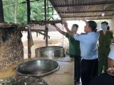 Phường An Phú, TP. Thuận An: Một ngày phát hiện 2 cơ sở giết mổ gia cầm trái phép