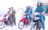 Lực lượng vũ trang huyện Dầu Tiếng: Nhiều hoạt động thi đua chào mừng đại hội Đảng các cấp
