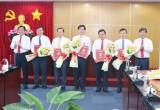 Tỉnh ủy trao các quyết định về công tác cán bộ