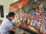 Many solutions to support the development of handicraft villages