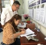 Phường Lái Thiêu, TP.Thuận An: Giải quyết hồ sơ đạt 100%