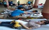 TP.Thuận An: Nhiều người tham gia hiến máu cứu người