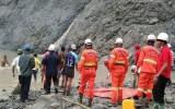 Ít nhất 113 người chết trong vụ sạt lở mỏ ngọc tại Myanmar