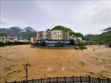 Trung Quốc: Mưa lũ ảnh hưởng đến khoảng 20 triệu người, thiệt hại gần 6 tỷ USD