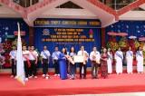 Trường THPT Chuyên Hùng Vương: Đón nhận Huân chương Lao động hạng ba