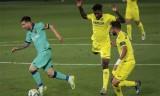Barca đè bẹp Villarreal