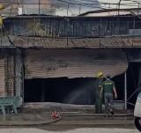 Điều tra vụ cháy tiệm cầm đồ khiến 3 người tử vong