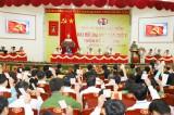 Đại hội Đảng bộ huyện Dầu Tiếng lần thứ V, nhiệm kỳ 2020-2025 họp phiên trù bị