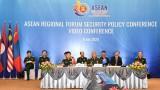 东盟地区论坛安全政策会议以视频形式召开