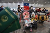 Nearly 300 citizens brought home from Russia