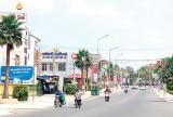 Tan Uyen's industrial, urban development in right direction