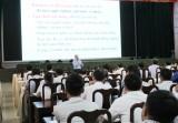 TX.Tân Uyên: Tập huấn kỹ năng tuyên truyền pháp luật cho tuyên truyền viên, báo cáo viên