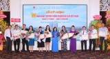 Outstanding collectives, individuals in tourism sector honored