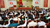 Bế mạc Đại hội đại biểu Đảng bộ huyện Dầu Tiếng lần thứ V, nhiệm kỳ 2020-2025: Phát triển theo hướng đạt chuẩn nông thôn mới nâng cao