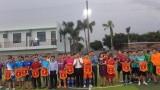 43 đội tham gia Giải bóng đá - Hội thao công nhân viên chức lao động TP.Thủ Dầu Một năm 2020