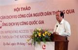 Workshop seeks measures to improve access to e-public services