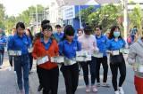 Tuổi trẻ TP.Thuận An: Theo gương Bác, thi đua học tập, lao động
