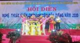 Hội diễn nghệ thuật quần chúng huyện Dầu Tiếng: Xã Thanh An đoạt giải nhất