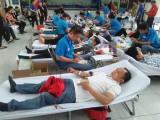 TP.Thủ Dầu Một: Nhiều người tham gia hiến máu tình nguyện