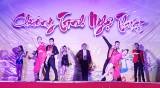 Ấn tượng chương trình lưu diễn Nhà hát ca múa nhạc Biển Xanh