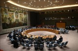 UNSC holds first in-person meeting after four months