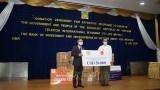 越南协助缅甸应对新冠肺炎疫情