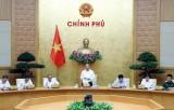 Nghị quyết phiên họp Chính phủ trực tuyến với các địa phương