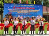 Works to welcoming the 5th District Party Congress of Phu Giao inaugurated