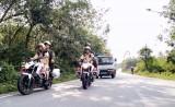 Huyện Phú Giáo: Bảo đảm trật tự an toàn giao thông trên các tuyến đường trọng điểm